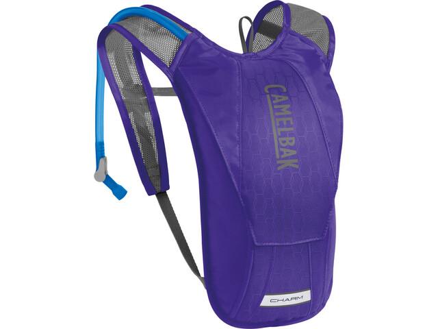 CamelBak Charm Hydration Pack 1,5l Women deep purple/graphite